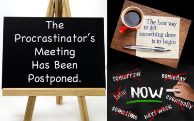 You Might Just be a Procrastinator